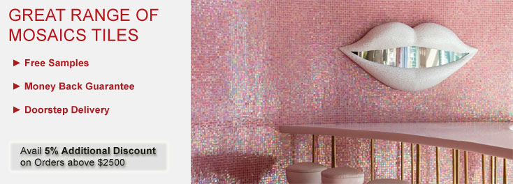Backsplash Tiles | Crystallized