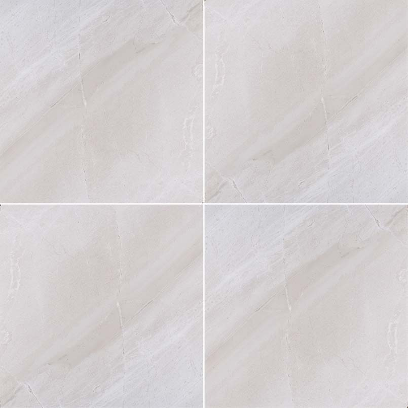 Adella Gris 3X18 Matte Bullnose Porcelain Tile