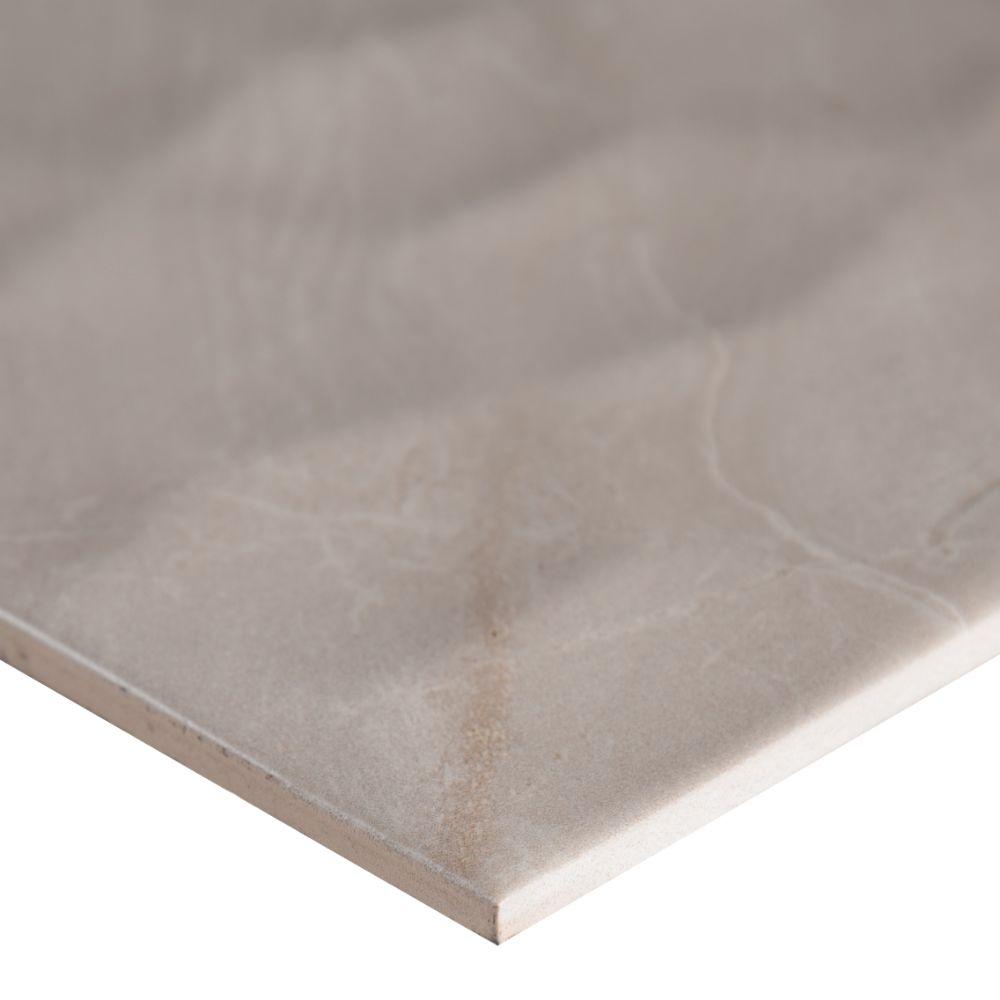 Adella Viso Gris Satin 12x24 Matte Ceramic Tile Tilesbay Com