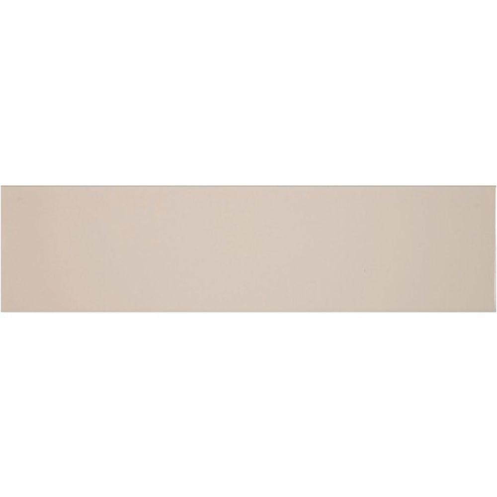 Almond Glossy 4X16 Subway Tile