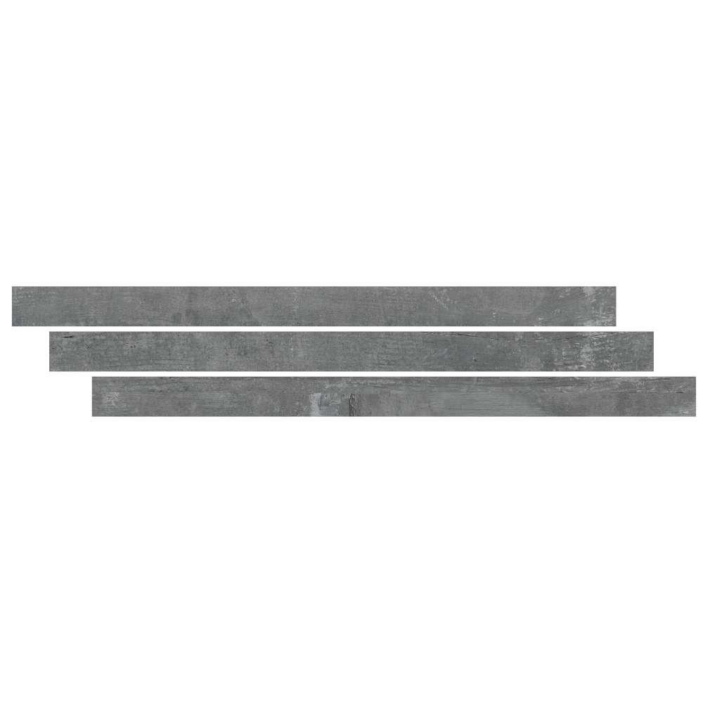 Andover Kingsdown 3X94 Vinyl Flush Stair Nose