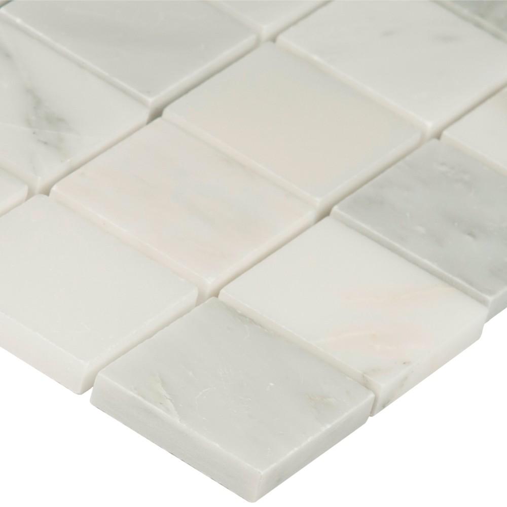 Arabescato Carrara 2x2 Polished
