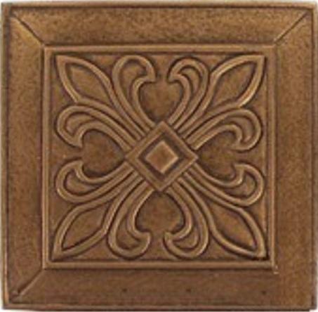 Bronze Metal Insert Metal 4x4
