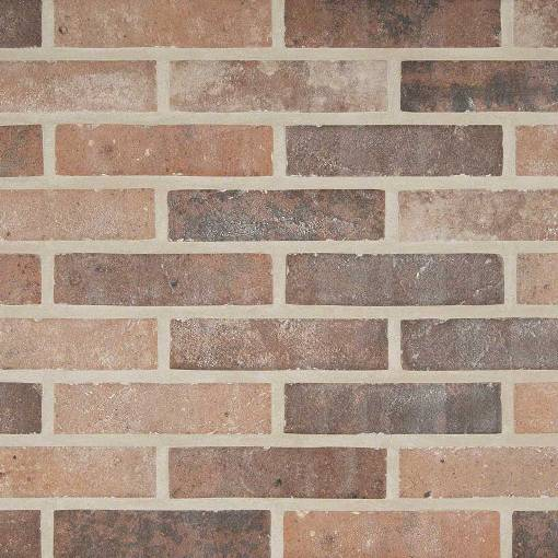 Capella Red Brick 2X10 Matte