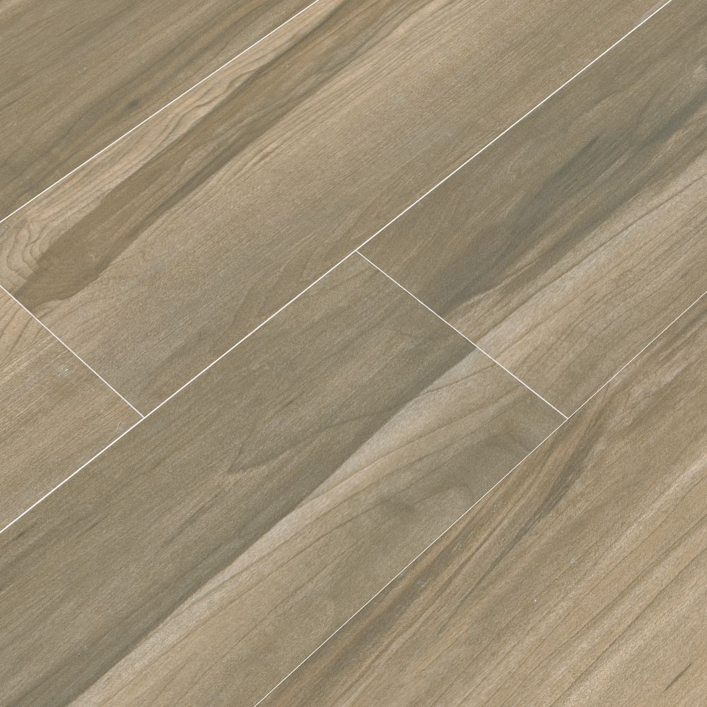 Carolina Timber Saddle 6X24 Matte Ceramic Tile