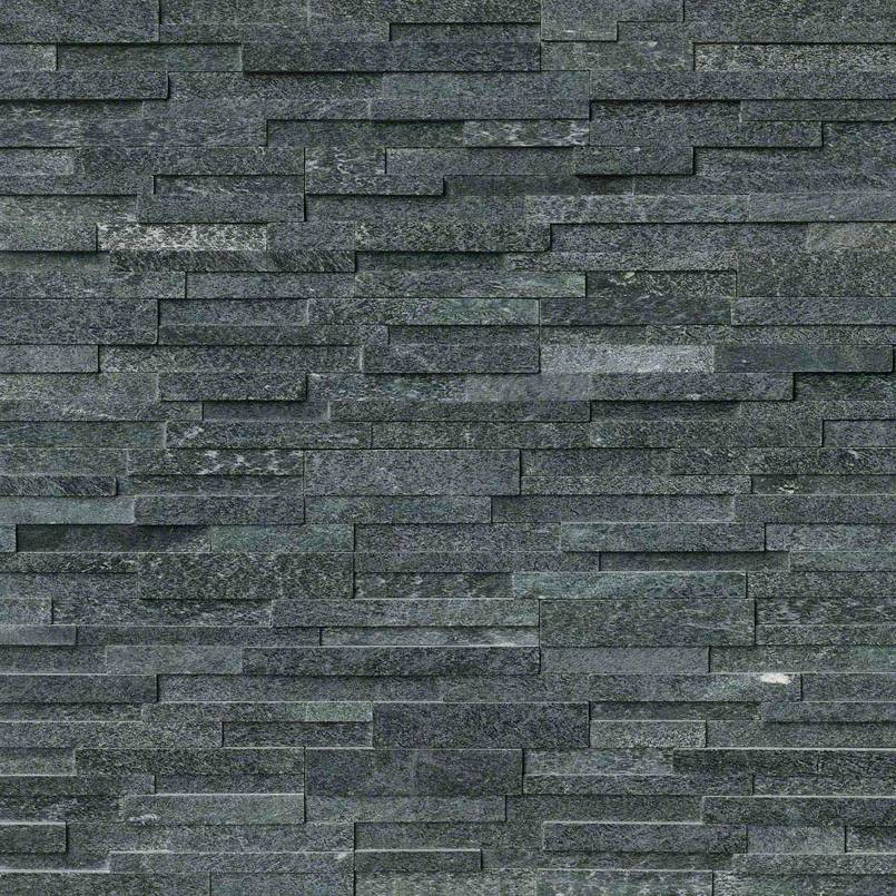 Coal Canyon 6x24 3D Honed Ledger Panel