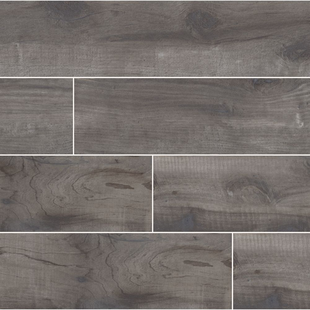 Country River Mist 8X48 Matte Porcelain Tile