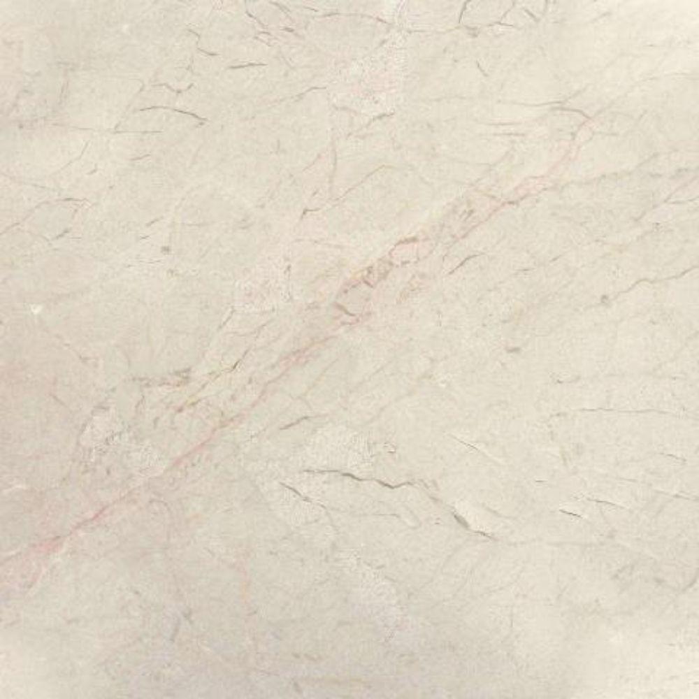 Crema Marfil Classic 18X18X0.63 Polished Marble Tile