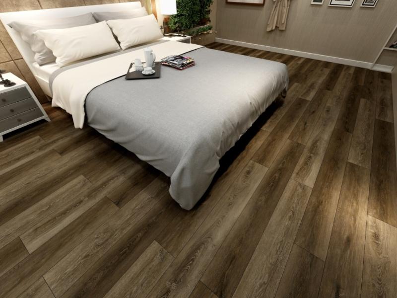 Cyrus Barrell 7x48 Glossy Wood LVT