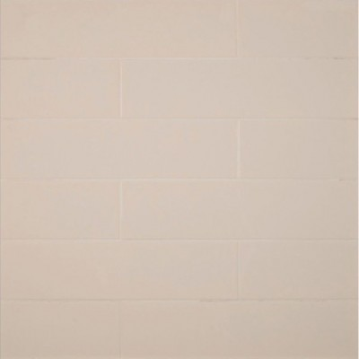 Almond Glossy 4X16 Subway Tile