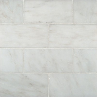 Arabescato Carrara 3X6 Honed