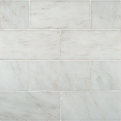 Arabescato Carrara 3X6 Polished