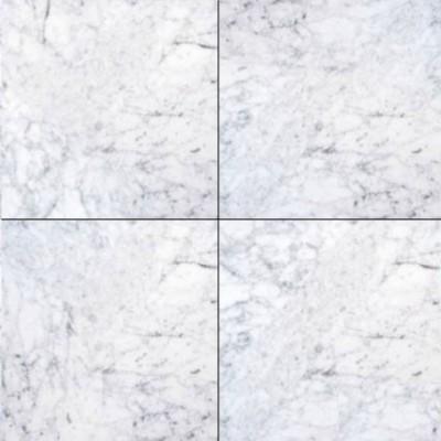 Bianco Venatino 12X12 Polished