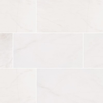Bianco Dolomite 12X24 Polished Marble Tile