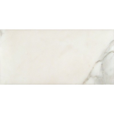 Calacatta Gold 6x12 Polished Marble