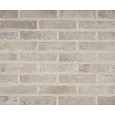 Capella Taupe Brick 2X10 Matte
