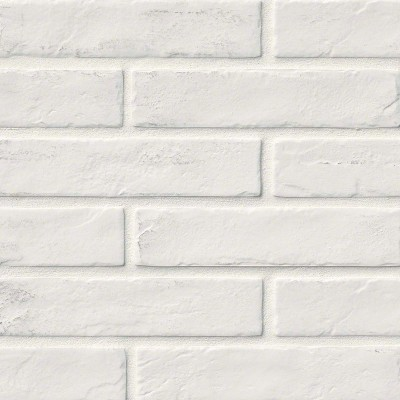 Capella White Brick 2X10 Matte