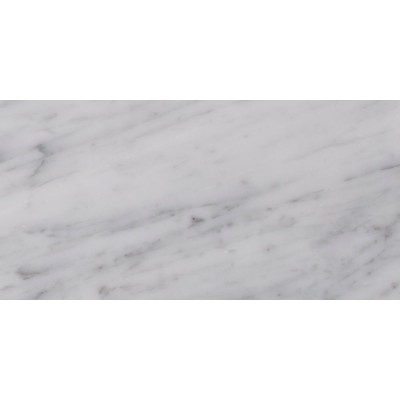 Carrara White 6x12 Polished