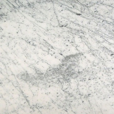 Carrara White (C) 18X18 Honed Marble Tile