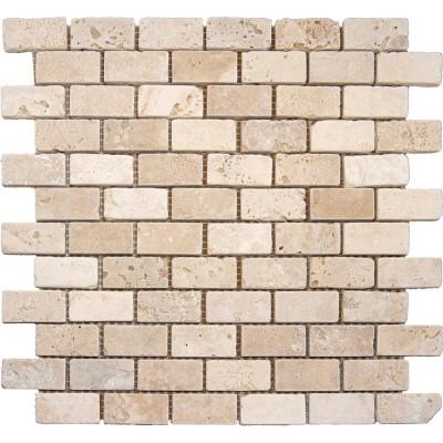 Chiaro Brick 1x2 Tumbled