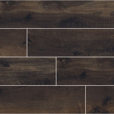 Country River Bark 8X48 Matte Porcelain Tile