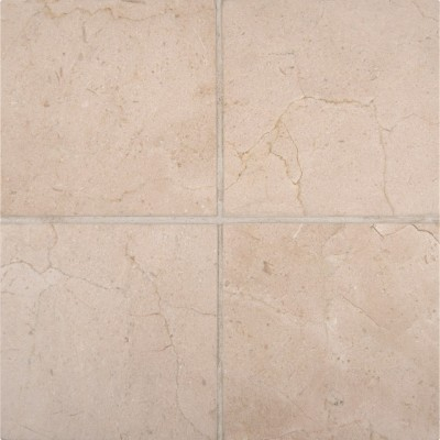 Crema Marfil 6X6 Polished