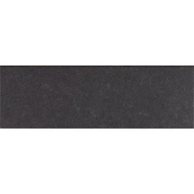 Dimensions Graphite 4X12 Matte Bullnose