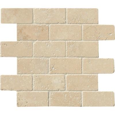 Durango Brick 2X4 Tumbled Subway Tile