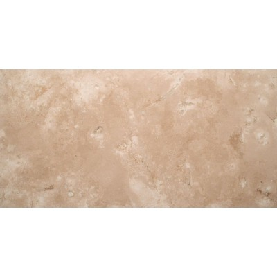 Durango Cream 12X24 Honed Filled Travertine Tile