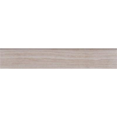 Eramosa White Bullnose 3x18 Glazed