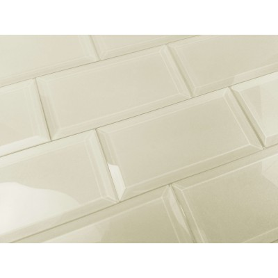 Frosted Elegance Cecilia 3X6 Glass Subway