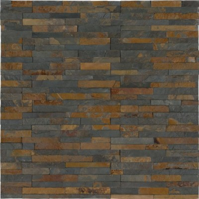 Alaska Gray 6x24 Split Face Ledger Panel
