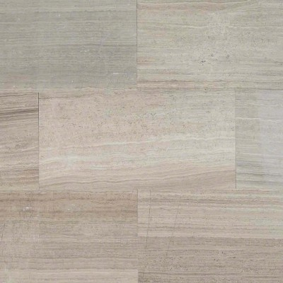 Grey Oak 6X24 Honed Marble Tile