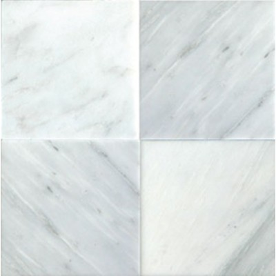 Arabescato Carrara 6X6 Honed