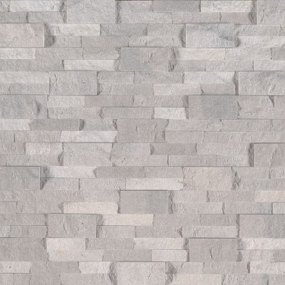 Iceland Gray 6X24 Split Face Ledger Panel