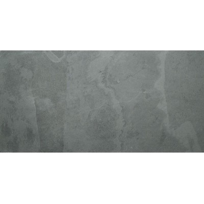 Montauk Black 18x36 Gauged Slate Tile