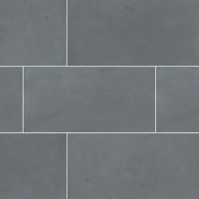 Montauk Blue 18x36 Gauged Slate Tile