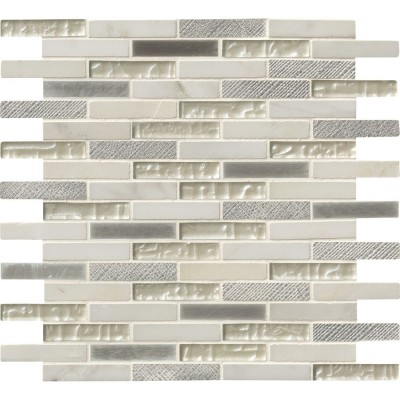 Ocean Crest Brick Pattern 5/8X3X8mm