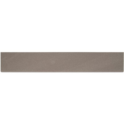 Optima Olive Bullnose 4x24 Polished Porcelain Tile