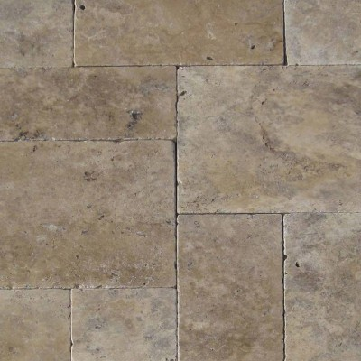 Philadelphia Anitco Ashlar Pattern 16 Sft x 10 Kits Honed Tumbled Unfilled Paver