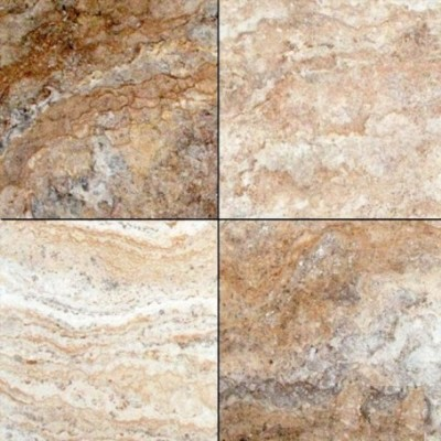 Philadelphia Travertine Honed 12x12