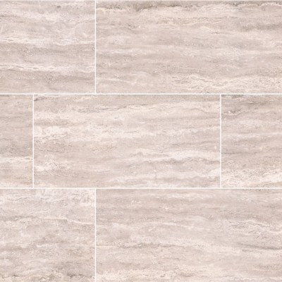 Pietra Venata White 16X32 Polished Porcelain Tile