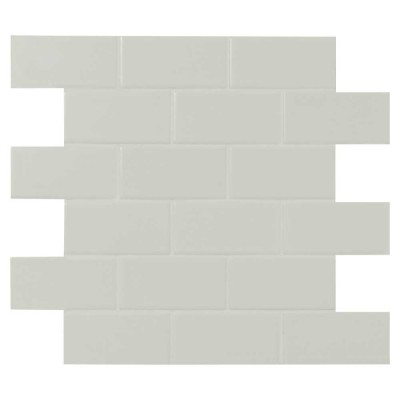 Retro Bianco 2X4 Matte Porcelain Subway Tile