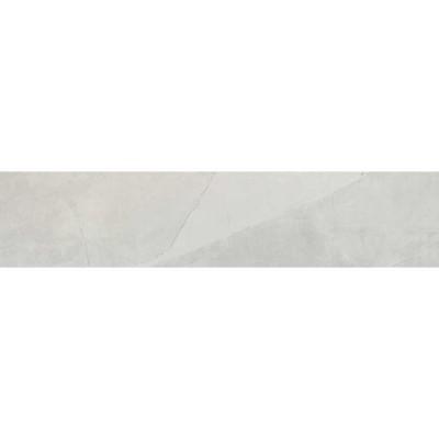 Sande Cream 3X18 Polished Bullnose Porcelain Tile