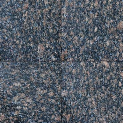 Sapphire Blue Polished 12x12 Granite Tile