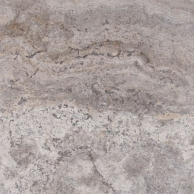 Silver Travertine Honed/Filled 18X18