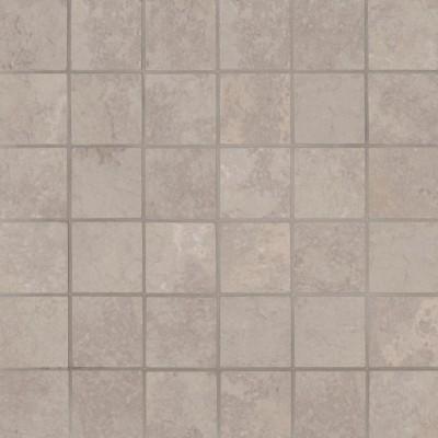 Tempest Grey 2X2 Matte Porcelain Mosaic
