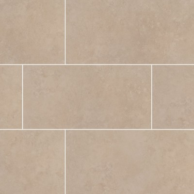 Travertino Beige 12x24 Matte Porcelain Tile