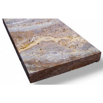 Tuscany Scabas 8X8 Honed Unfilled Tumbled