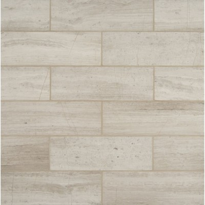 White Oak 4x12 Honed